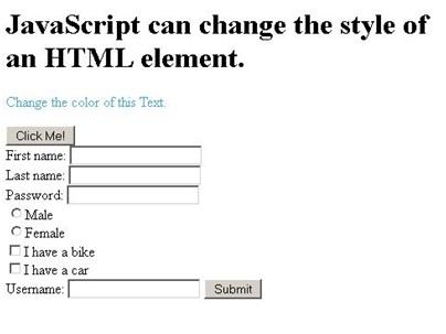 Create Text Field