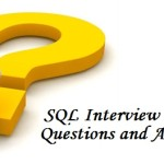 SQL Interview Questions and Answers – 1