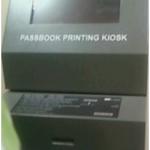 Self service Passbook Printing Machine opened by Punjab National Bank