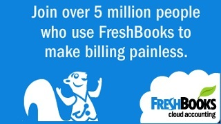Freshbooks cloud computing