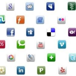 Social Bookmarking logo