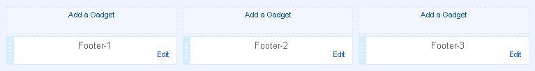 3 Column Footer