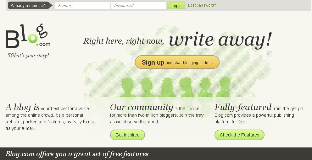 020820133 Free Blog Website Blog