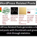 How to install and use WordPress Related Posts plugin