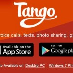 Tango – FREE Text, Voice and Mobile Video calls over 3G, 4G & Wi-Fi