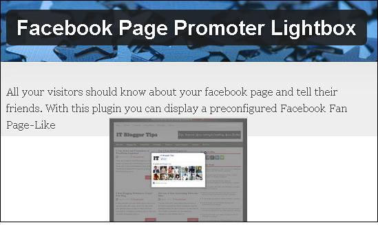 160820131 Facebook Page Promoter Lightbox