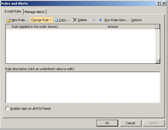 outlook how to create out of office auto reply