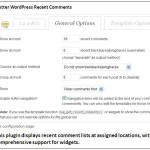 How to install and use Better WordPress Recent Comments plugin
