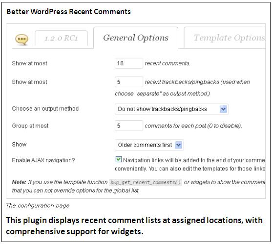 290720131 Better WordPress Recent Comments