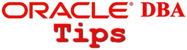 Oracle DBA Tips