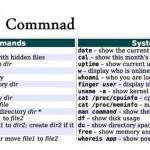 Unix/Linux Commands