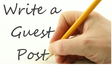 write guest posts