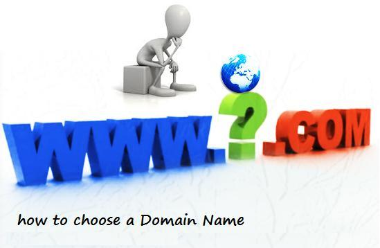 010920131 choose a right domain name