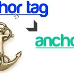 Add Anchor Tags to Jump on a Specific Location in a Page
