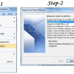 7 Steps to Export Outlook Contacts to a CSV File