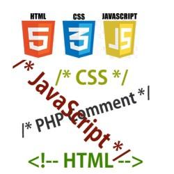 HTML CSS Java Script