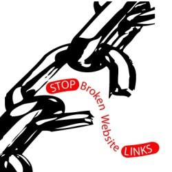 Broken Website Links