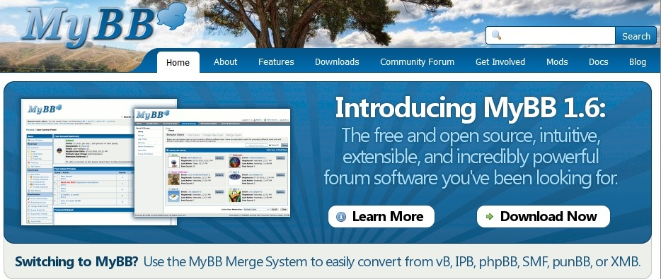 mybb forum