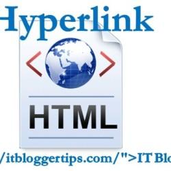 Hyperlink Code