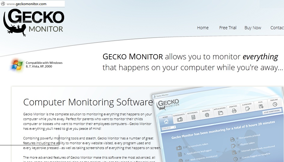 Monitoring Software
