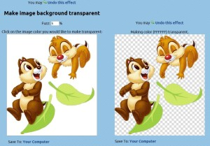 How to Make Transparent Image