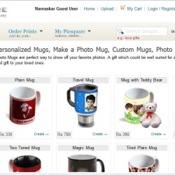 Mug Printing Website