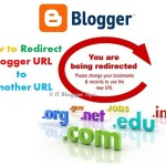 How to Redirect Blogger URL to Another URL- Blogger Tips