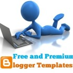 Free and Premium Blogger Templates 2014