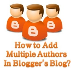 How to add multiple authors