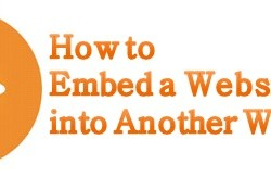 How to Embed a Website