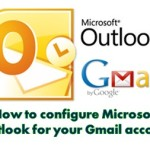 How to configure Microsoft Outlook for your Gmail account