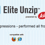 Free Elite Unzip Toolbar Powered by Ask.com
