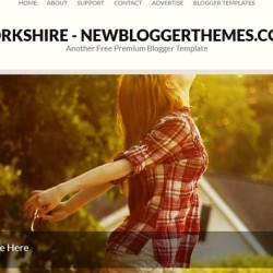 Yorkshire Blogger Template