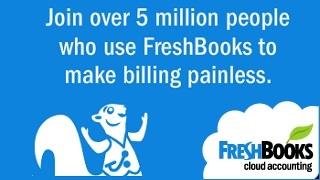 Freshbooks cloud computing