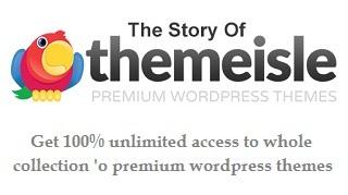 Themeisle WordPress Theme