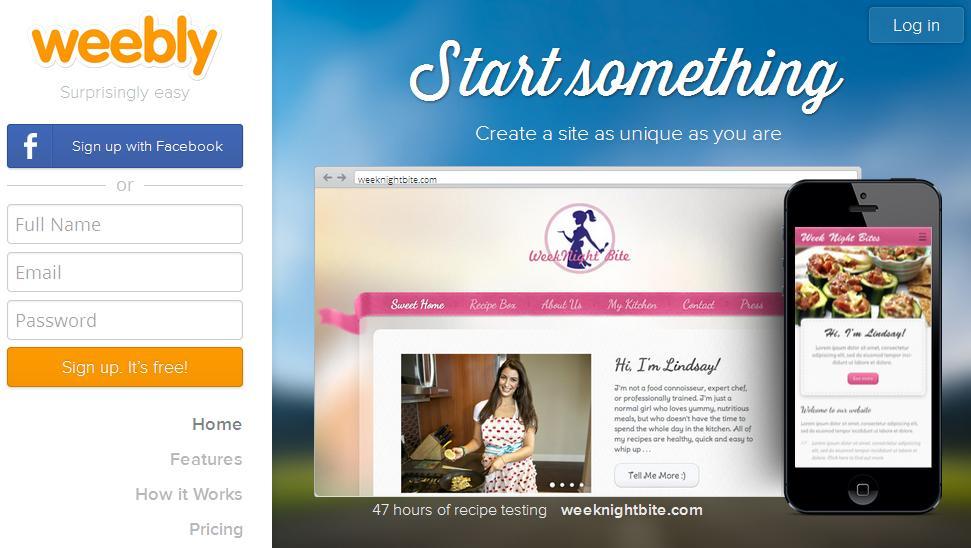 020820135 Free Blog Website Weebly
