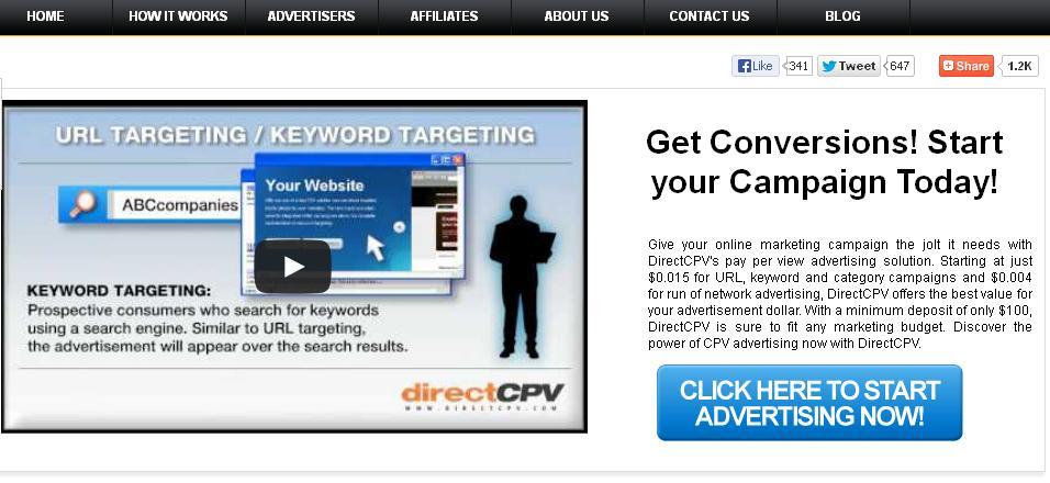 2907201330 Direct CPV