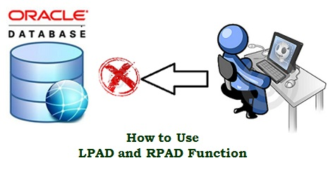 LPAD and RPAD function