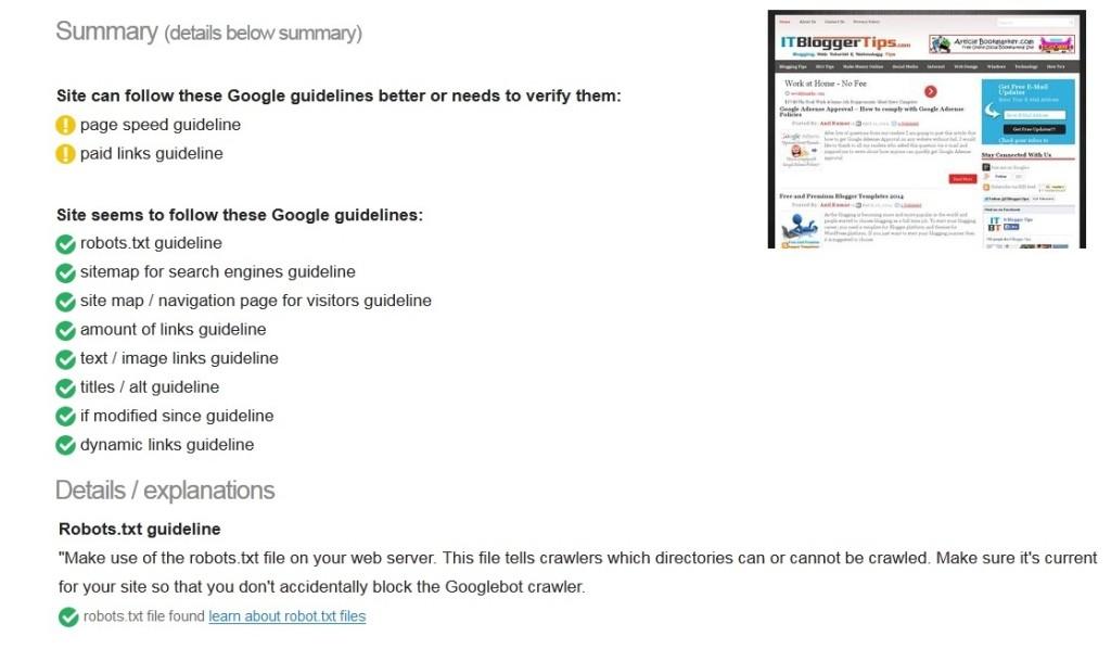 Google Adsense Policy Feedthebot