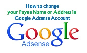 How to Change Payee Address