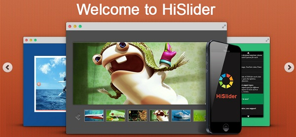 HiSlider – HTML5, jQuery & WordPress Image Slider